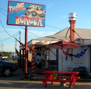 Dune Burger