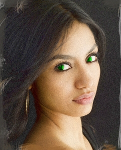bigstock-Beautiful-exotic-young-woman-agreen eyes_distressed-31969301