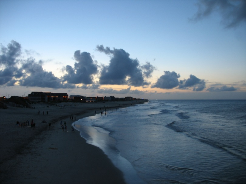 OBX from Jennette's Pier