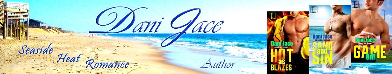 Dani Jace. Romance Author